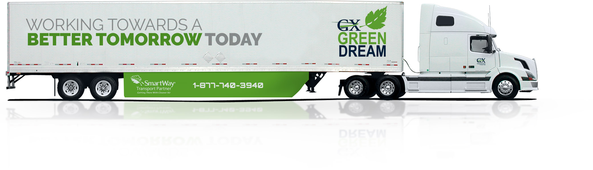 GX Transport environmental trucking