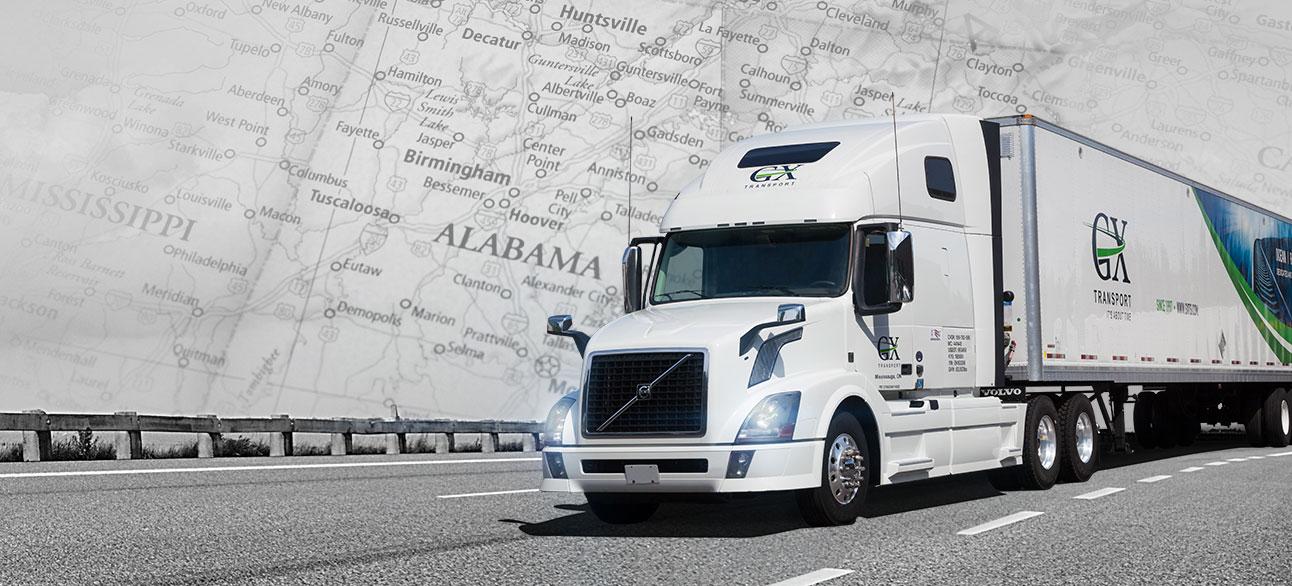 Ontario Trucking Company | GX Transport | LTL, Truckload