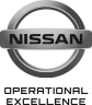 Nissan Operational Excellence award icon