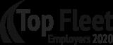 Top Fleet Employers 2019 award icon