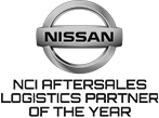WE ARE HONOURED TO ACCEPT OUR FOURTH NISSAN LOGISTICS AWARD ON BEHALF OF THE ENTIRE GX TEAM!